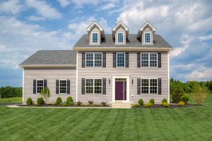 New construction luxury custom home at Sleight Farm in Dutchess County NY