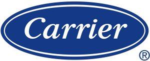 Carrier logo - a Sleight Farm at LaGrange custom home design partner