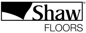 Shaw Floors logo - a Sleight Farm at LaGrange custom home design partner