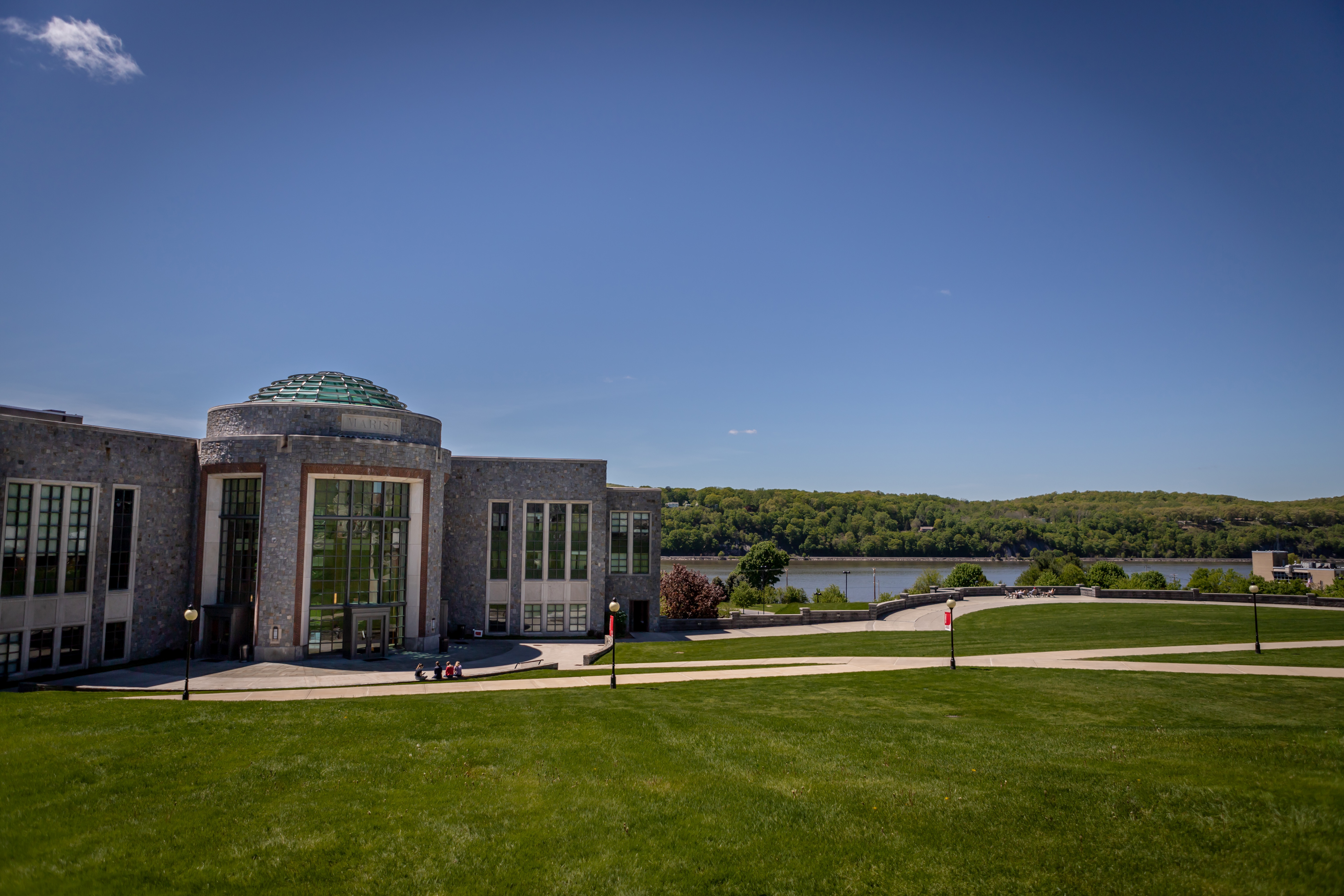 Marist College in Poughkeepsie NY, located near our new custom homes at Sleight Farm at LaGrange