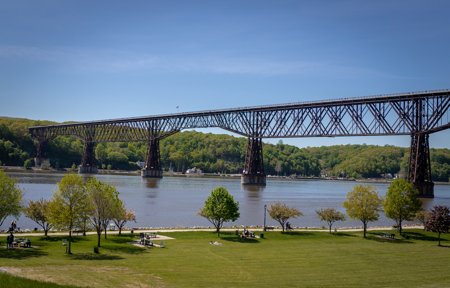 Walkway Over the Hudson in Poughkeepsie NY, one of our favorite things to do near our new home community at Sleight Farm at LaGrange