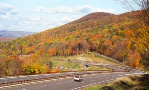 Taconic Parkway on a Dutchess County day trip
