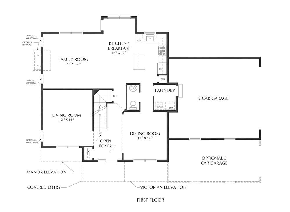 Beekman 1 floorplan 1