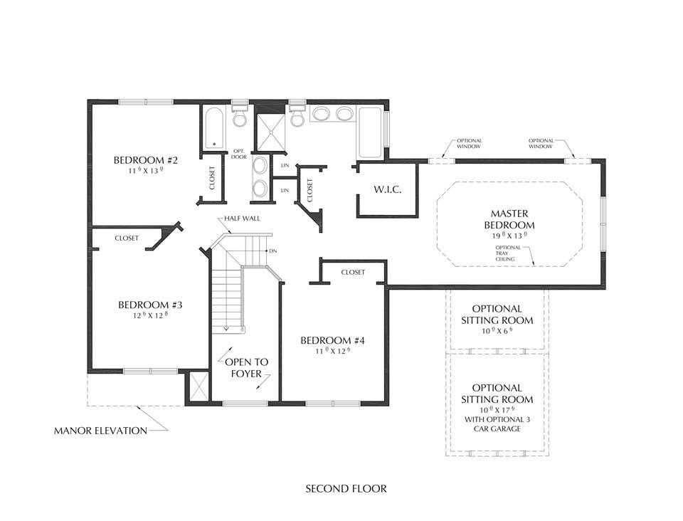 Beekman 2 floorplan 1