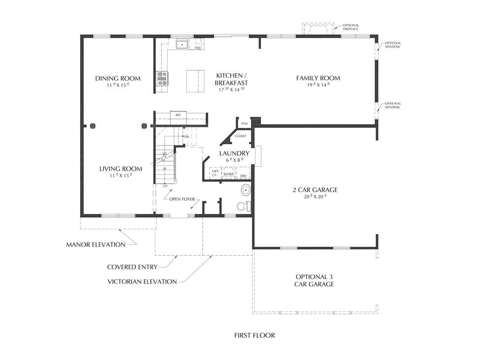 copake 1 floorplan 1