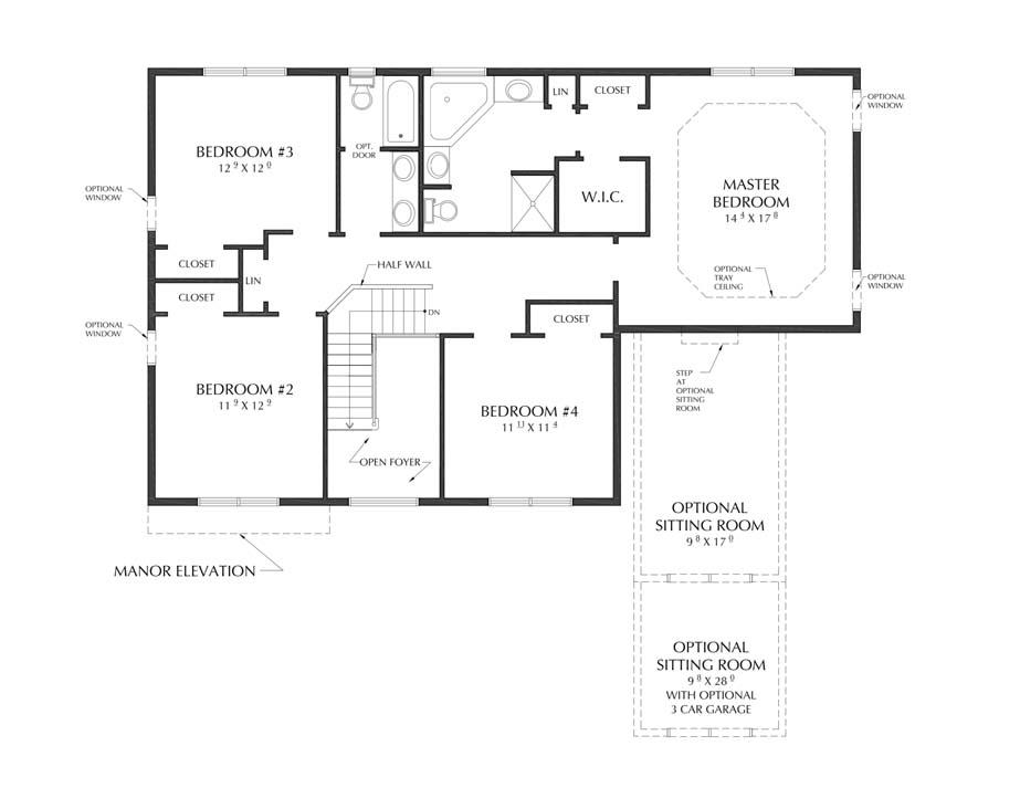 copake 3 floorplan 1