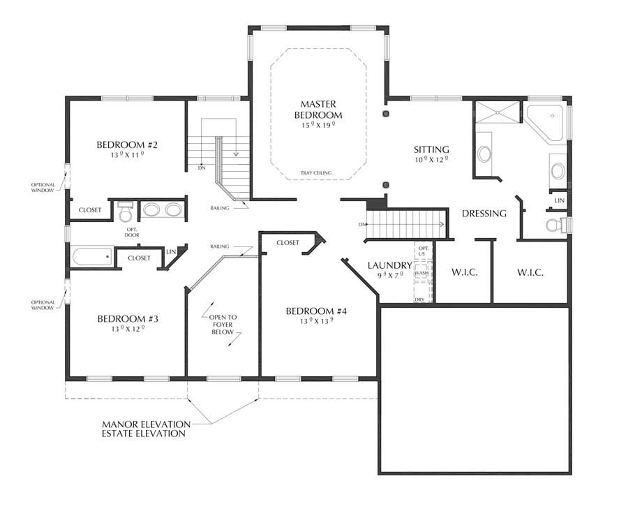 Hudson 2 floorplan 1