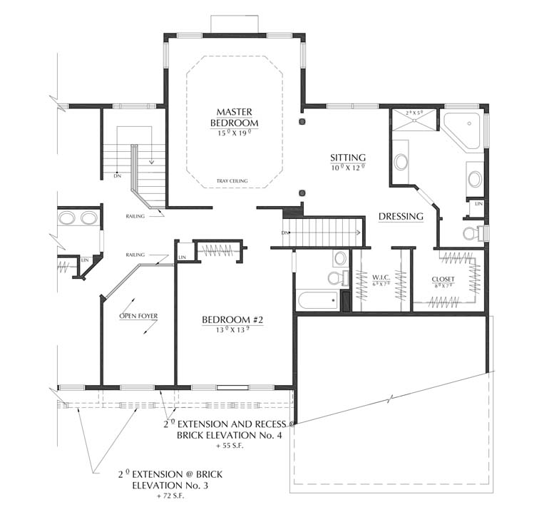 Hudson 2 floorplan 2