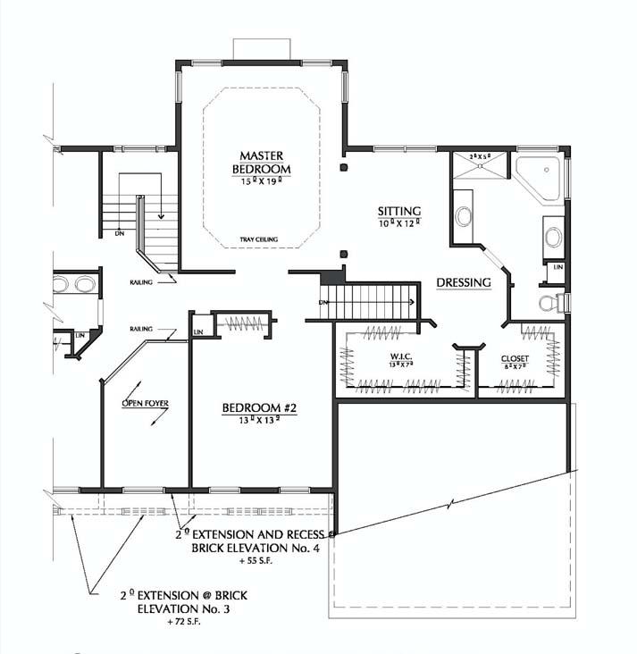 Hudson 3 floorplan