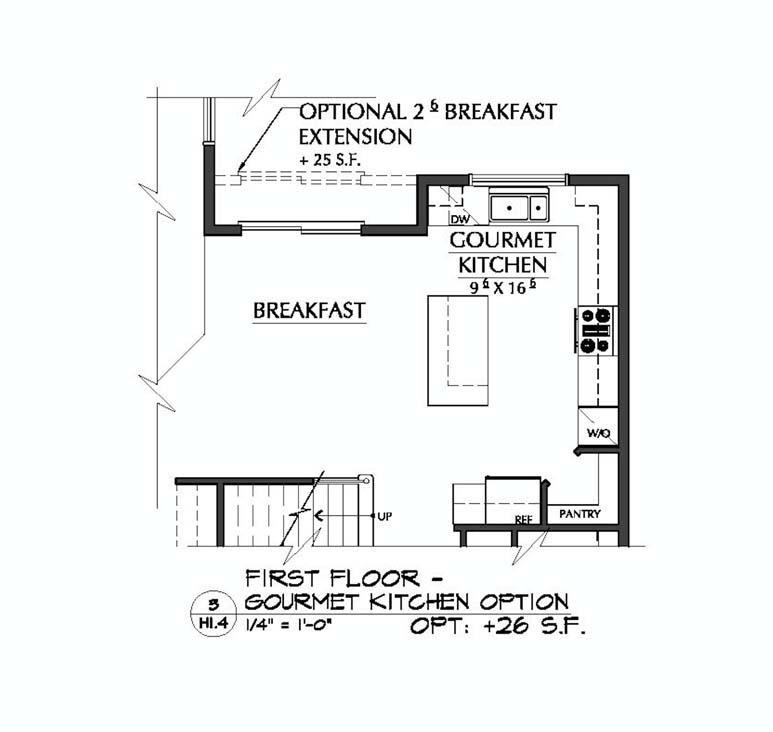 Hudson 4 floorplan 2