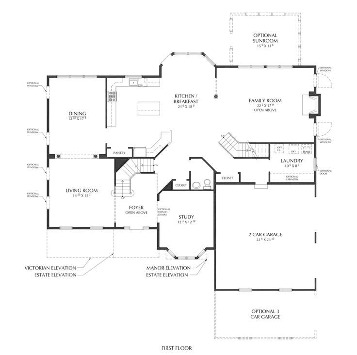 Jackson 1 floorplan 1
