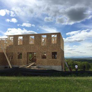 New construction home near Poughkeepsie NY
