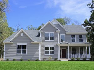 Luxury home at new home community in Dutchess County, The Estates at Sleight Farm