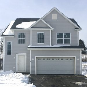 The Bennet model new home at The Glens new construction home in the Hudson Valley's Dutchess County