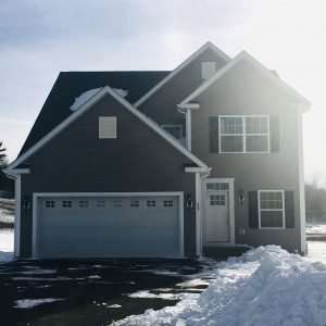 New home at Hudson Valley community The Glens