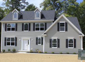 New construction home at luxury home community Sleight Farm in Upstate New York's Dutchess County