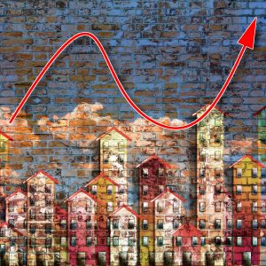 Illustration of hot real estate trend in the Hudson Valley